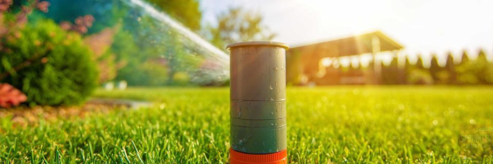 WE FIX LAWN SPRINKLERS!