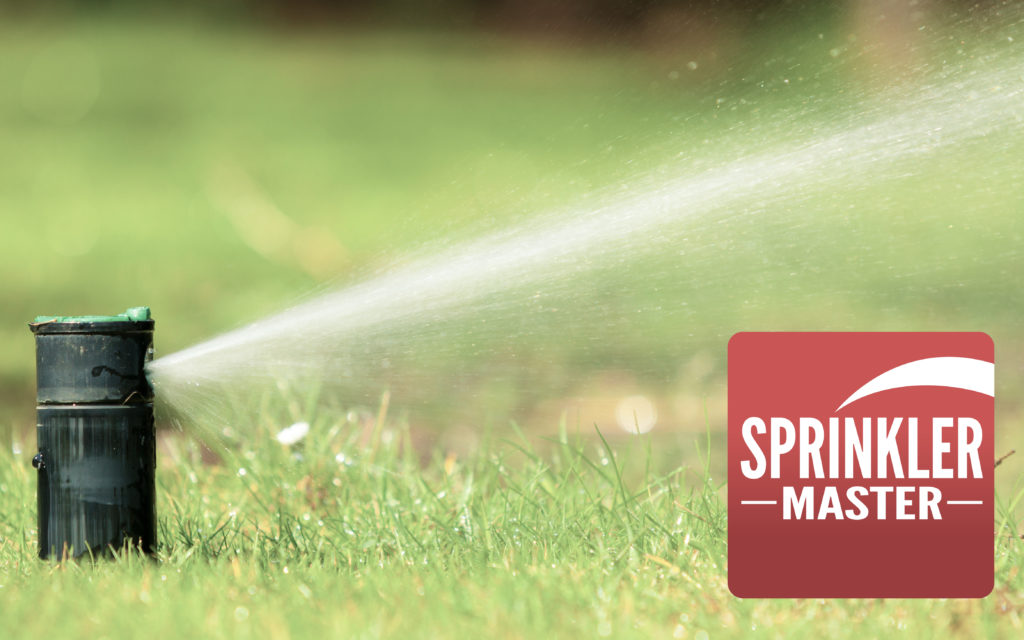 Sprinkler Head Repair Utah