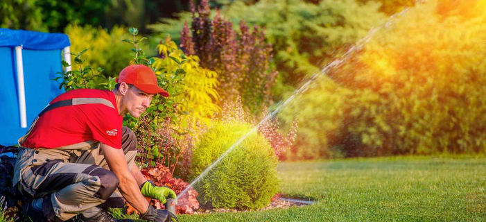 Sprinkler Repair Technician